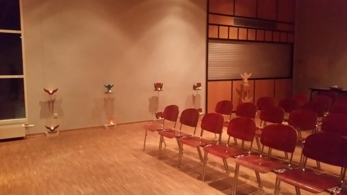 Hörsaal 1